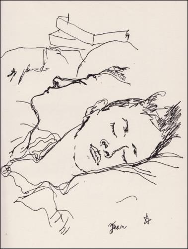 """Il est des matins où mon premier ferait mieux de se taire, certains voudraient dormir, d'ailleurs mon second signifie le contraire de tard, mon tout apprécia """"La Bête"""" et dédaigna """"La Belle"""" !"""