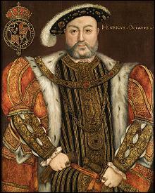 Qui est ce roi anglais ?