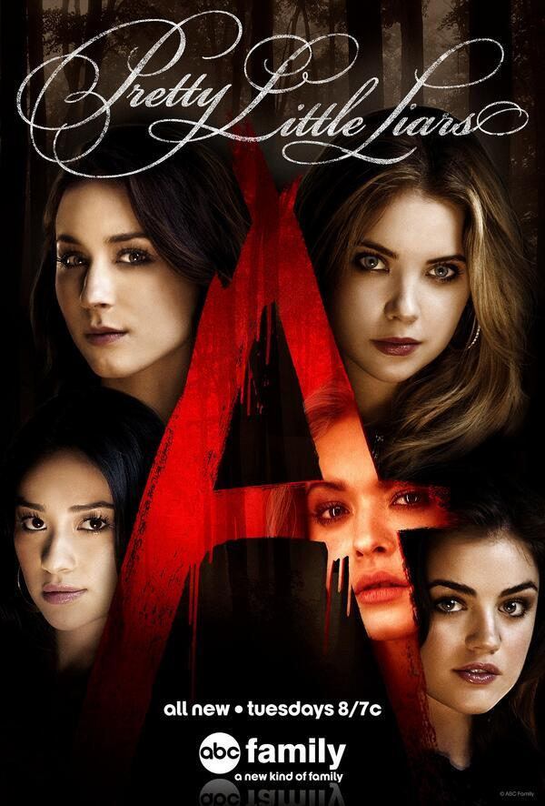 Pretty Little Liars (Season 5A)