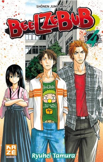 Beelzebub : personnages