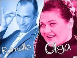 Comment s'appellent Ramallo et Olga en vrai ?
