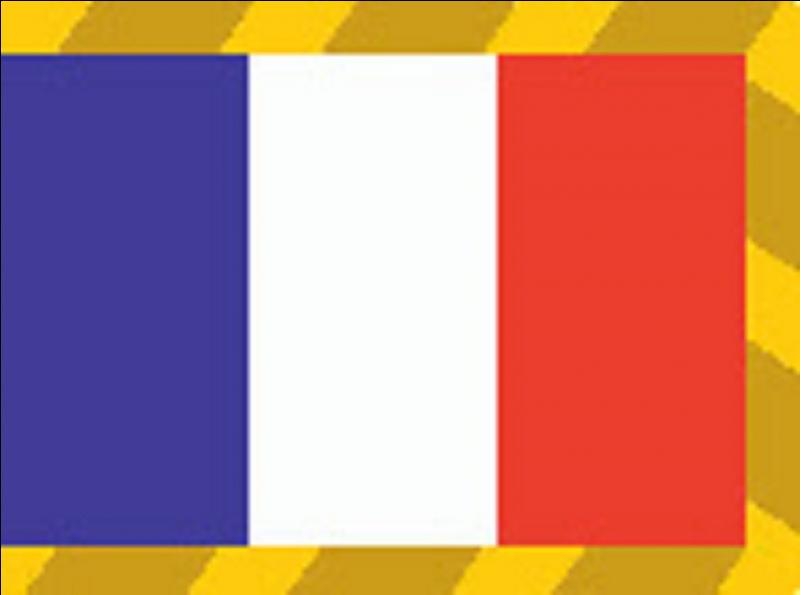Voici un fanion de voiture utilisé lors du déplacement d'un président de la République. Quel est le point commun entre les trois derniers présidents, messieurs Chirac, Sarkozy et Hollande.