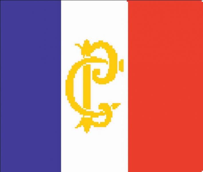 A vous de trouver le pavillon à la mer et fanion de voiture du président François Mitterrand.