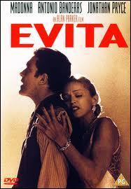 """Mon premier coule, on peut voir mes seconds un peu partout, mon troisième contient, Evita parut sur le 'Peron"""" dans mon tout !"""