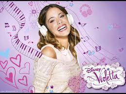 Violetta - Les personnages