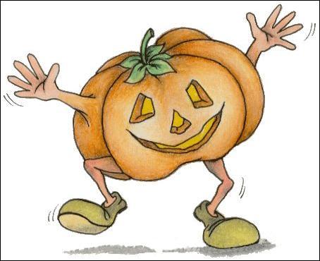 Le 31 octobre on fête Halloween ! Et à cette soirée ...