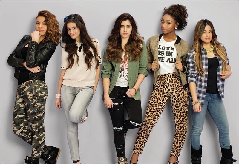 Ça ne fait pas longtemps qu'elles existent, mais ce girls band est déjà très populaire ! Qui sont les fans des Fifth Harmony ?