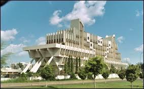 La capitale du Nigeria est Niamey.