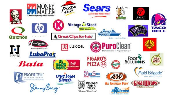 Logos marques connues images - Grandes marques de the ...