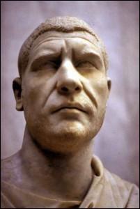 Où est né l'empereur Philippe l'Arabe, en 204 ap. J.-C. ?