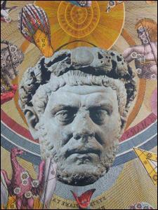 Où est né l'empereur Dioclétien, en 244 ap. J.-C. ?