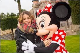 Qui est allée à Disneyland Paris ?