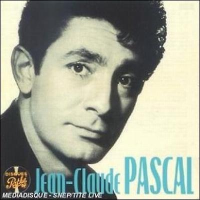 """Quel est le titre de cette chanson de Jean-Claude Pascal (1962) ? """"L'été qui meurt, mélancolie qui mord le cœur, c'est..."""" (clip)"""