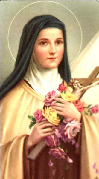 30 septembre 1897 : décès, à Lisieux, d'une religieuse carmélite française canonisée en 1925 par le pape Pie XI !