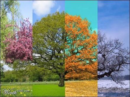 Combien de saisons compte le mois de septembre ?