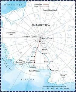 Qui est l'explorateur norvégien ayant atteint le pôle Sud, le 14 novembre 1911 ?