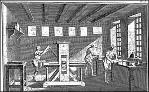 Comment la xylographie, technique de gravure, se pratique-t-elle ?