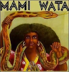 Mami Wata est une divinité africaine. À quel élément est-elle liée ?