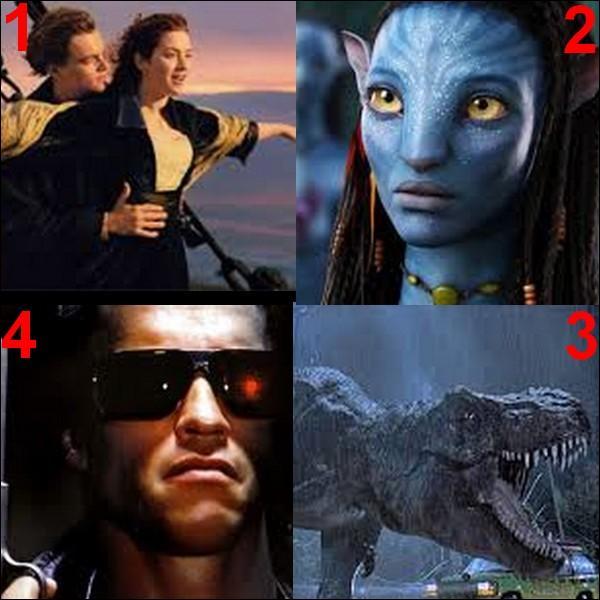 Lequel de ces films n'a pas été réalisé par James Cameron ?