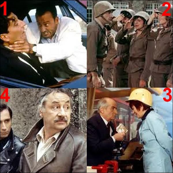 Lequel de ces films n'a pas été réalisé par Claude Zidi ?