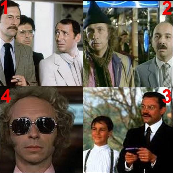 Lequel de ces films n'a pas été réalisé par Yves Robert ?
