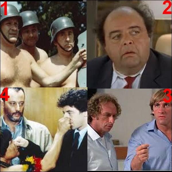 Lequel de ces films n'a pas été réalisé par Francis Veber ?