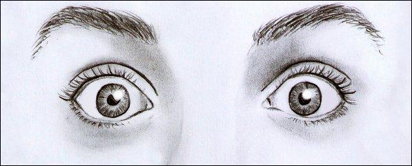 'Ça vous crève les yeux', c'est que c'est :