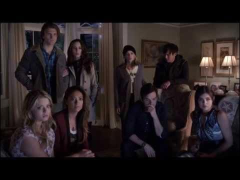 Alison connaissait-elle la fille qui a été enterrée à sa place ? (Saison 5)