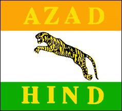 """Le """"Gouvernement provisoire de l'Inde libre"""" se présentait comme le gouvernement indien en exil. Il était reconnu comme légitime par les pays de l'Axe. Où était-il basé ?"""