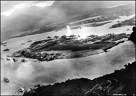Quand a eu lieu l'attaque de Pearl Harbor par les Japonais ?