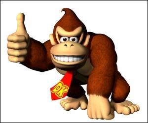 Qui est ce gros singe de jeux vidéo ?