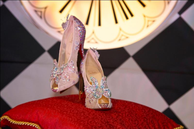 C'est une solution royale, découverte par un roi pour identifier une princesse, il faut vous y prendre comme un pied !