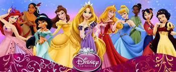 Trouvez les princesses Disney