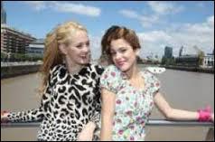 Dans la vraie vie, qui est la meilleure amie de Violetta ?