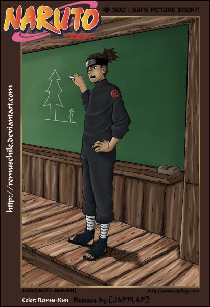 Laisseriez-vous vos enfants à maître Iruka pour les éduquer ?