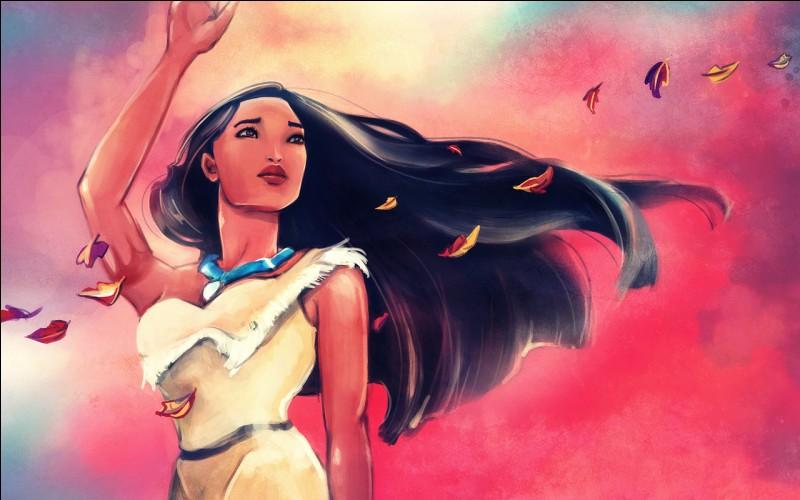 Sachant que la vraie Pocahontas a existé et qu'elle a rencontré John Smith à 11 ans, quel âge avait la Pocahontas du dessin animé ?