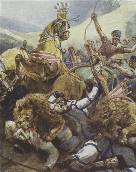 Quelle est cette bataille en 1299 av J.C, sous le règne du pharaon Ramsès II dont il s'est fait une telle gloire, l'opposant à la coalition Hittites ?