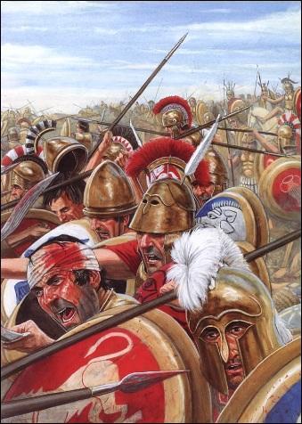 Pendant quelle bataille en 476 av J.C, les Romains subissent une désastreuse défaite contre les Étrusques ?