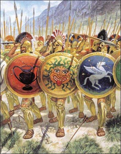 Pendant quelle bataille en 479 av J.C, les troupes des cités Grecques affrontent les forces perses , les écrasent en les massacrent , mettant un terme à l'occupation perse grâce à cette victoire ?
