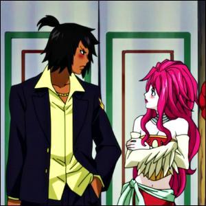 """Cherry entretient une liaison """"secrète"""" avec Ren."""