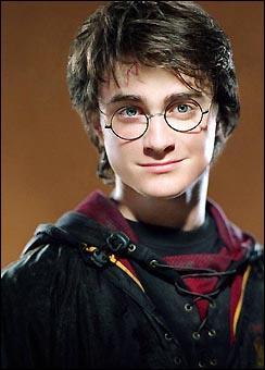 A quel âge Harry Potter a-t-il eu la cicatrice sur le front ?