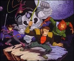 """""""Les Singes de l'espace"""", est un dessin animé créé et diffusé à la fin des années 90. De quel pays provient-il ?"""