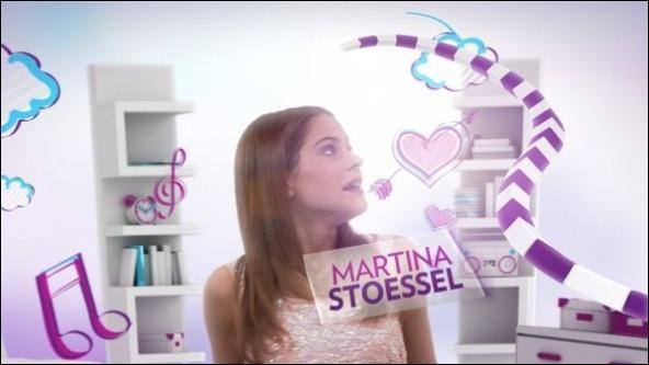 Quelle est la chanson du générique de Violetta ?