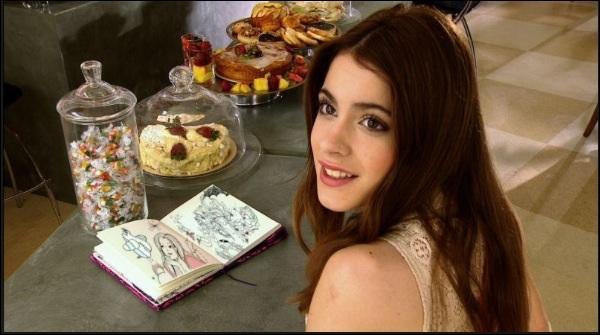 Au début de l'épisode 1 de la saison 1 de Violetta, quel âge a Violetta ?