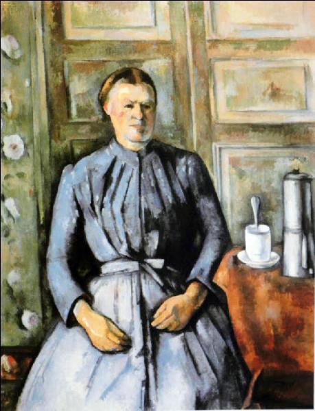 Les titres des toiles de Cézanne par l'image
