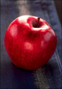 Combien de pommes sortent du sac que Flynn Rider lance à Maximus ?