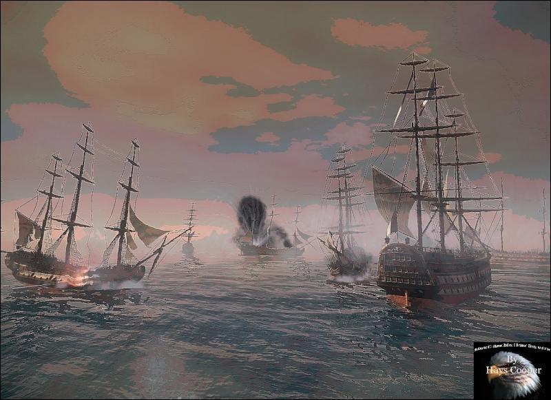 Le Directoire décide le 5 mars 1798, sous la proposition de Talleyrand, d'une expédition en Egypte de manière à tourner l'Angleterre « sous les rapports soit de l'Inde, soit d'ailleurs ». Le Directoire donne le commandement à Bonaparte. Quel est le nom du navire amiral sur lequel il embarqua le 19 mai de la même année ?