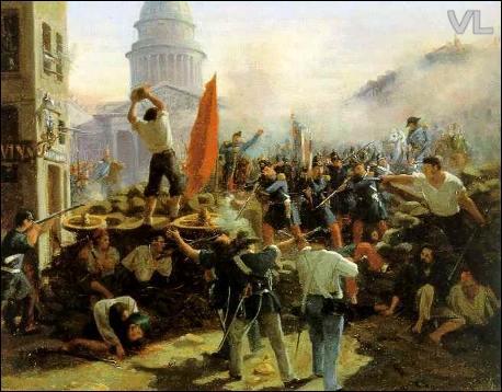 Du 20 au 23 mai 1795 a lieu un évènement. Quel est-il ?