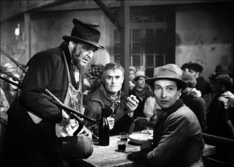 Dans quel film, Marcel Herrand joue-t-il le rôle de Pierre-François Lacenaire ?