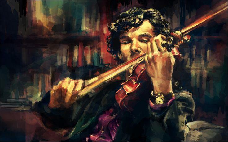 Quel est le gros problème de Sherlock ?